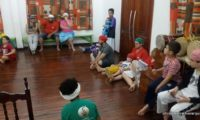 Ilê Orixá realiza oficina sobre hierarquia religiosa