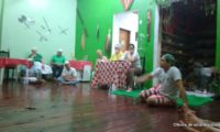 Ilê Orixá se reúne para discutir sobre ancestralidade