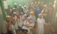 Confraternização com filhos do axé em Sapucaia