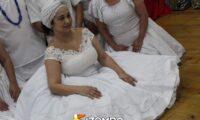 Iansã Lomi de Mãe Adriana comemora 5 anos